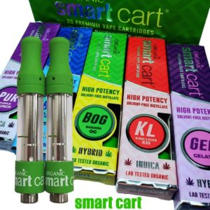 BUY SMART CARTS ONLINE I found tons of listings for these specific carts on the darkweb. After looking through weedmaps and asking....